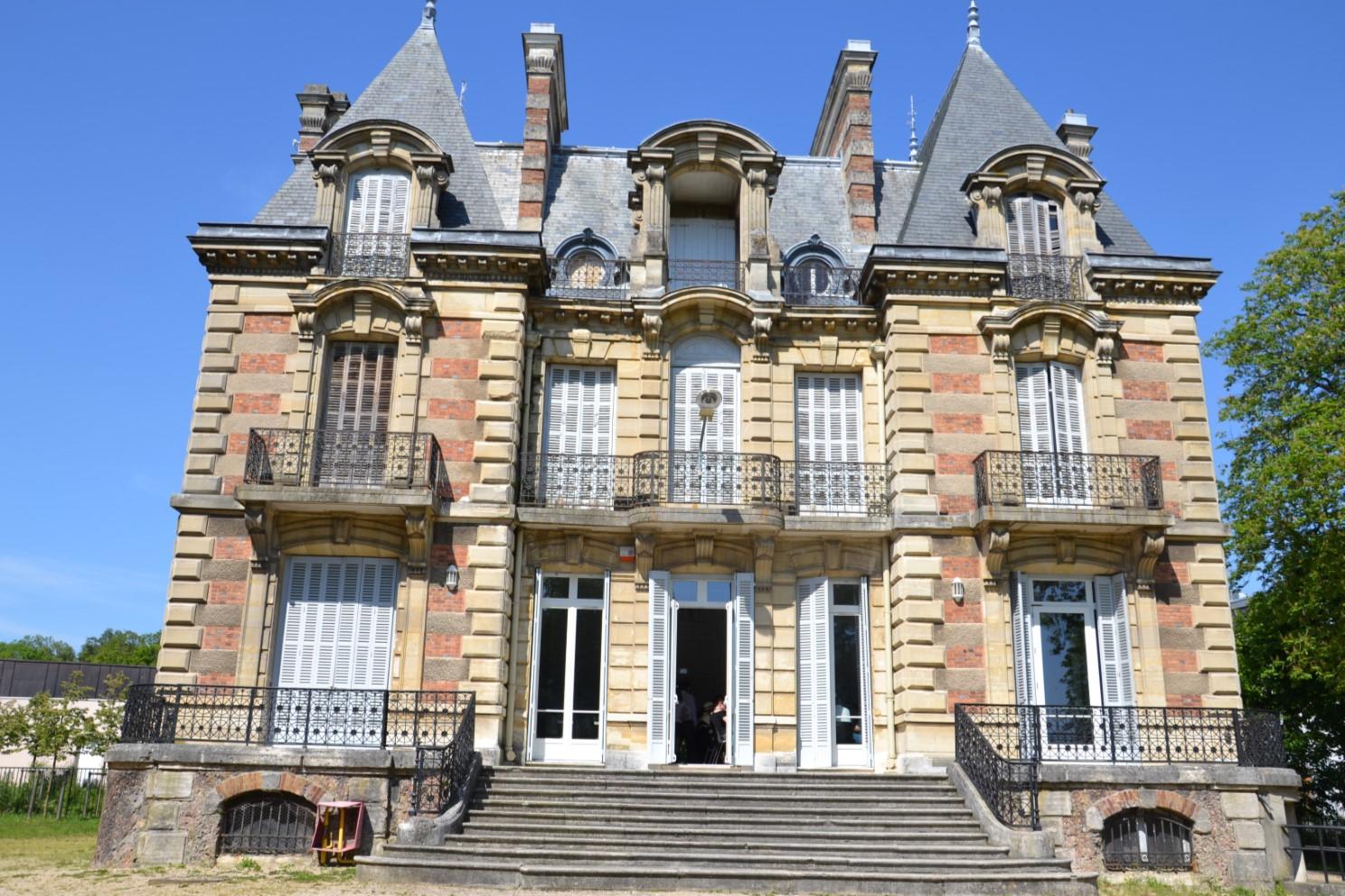 Coulée verte Margency - Eaubonne - Château du Val Joli