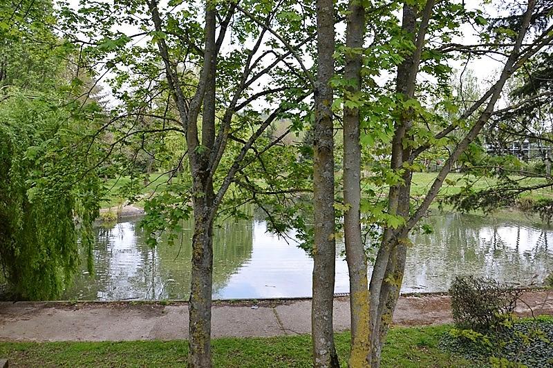 Parc des Huit Arpents à Andilly
