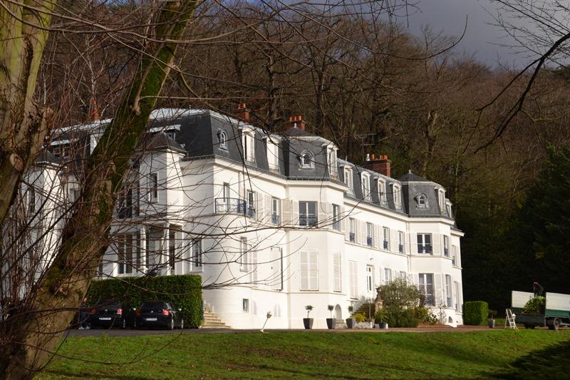 Château de Belmont à Andilly
