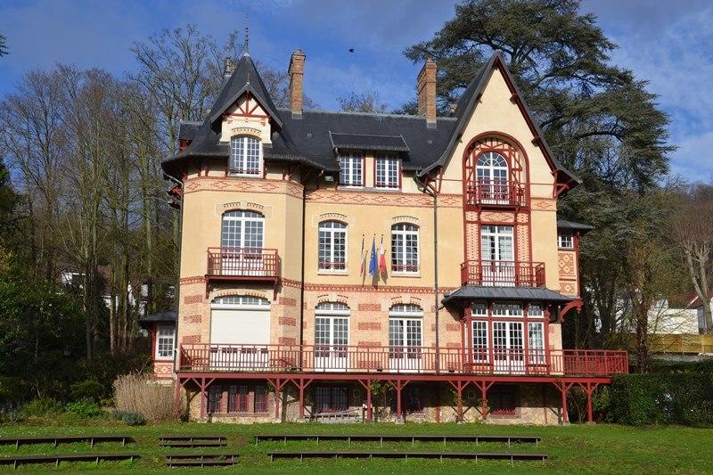 Château des Sources à Andilly