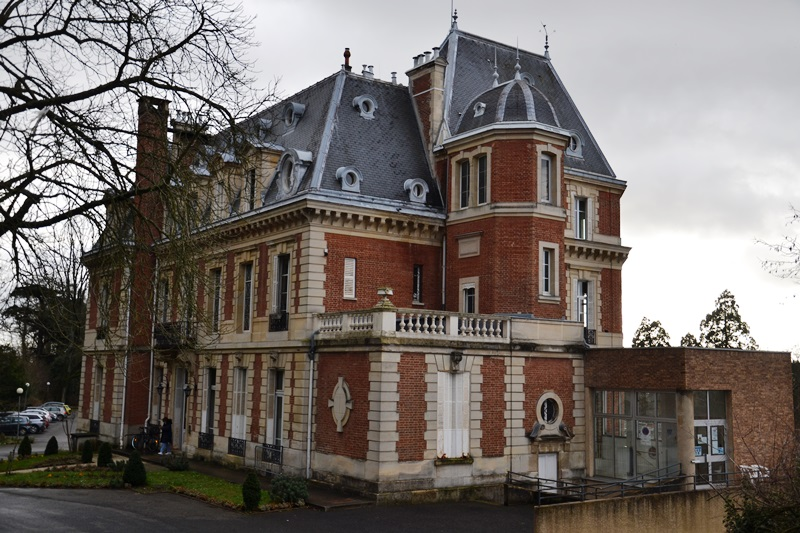Le Château Rodocanachi à Andilly