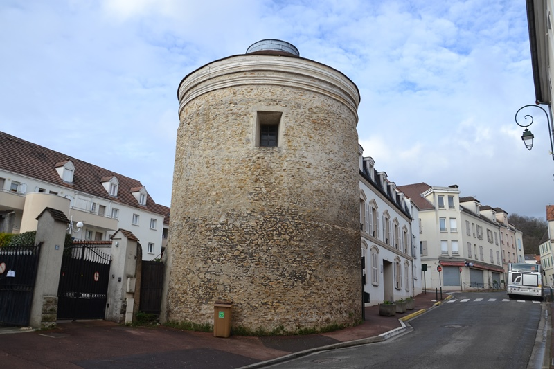 Le colombier d'Andilly