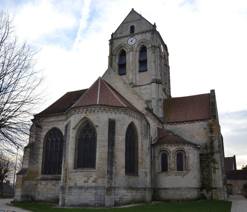 Eglise d'Auvers-sur-Oise