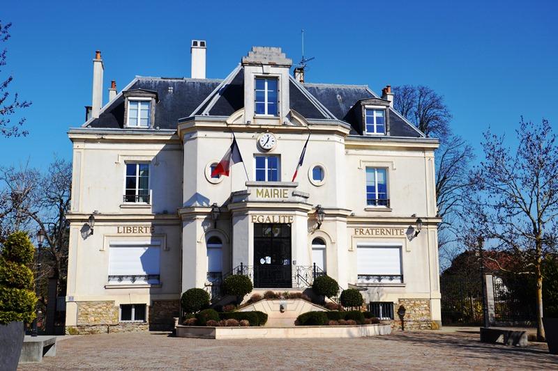 Balade à Groslay - 2021 - Hôtel de Ville