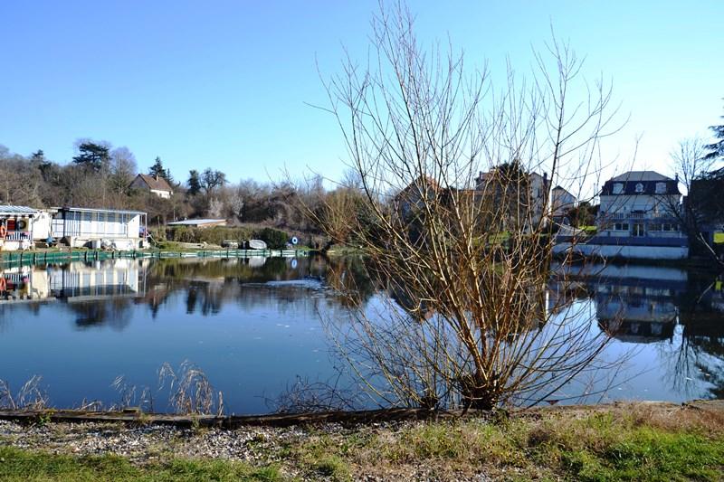 Balade à Groslay - 2021 - Lac Marchais
