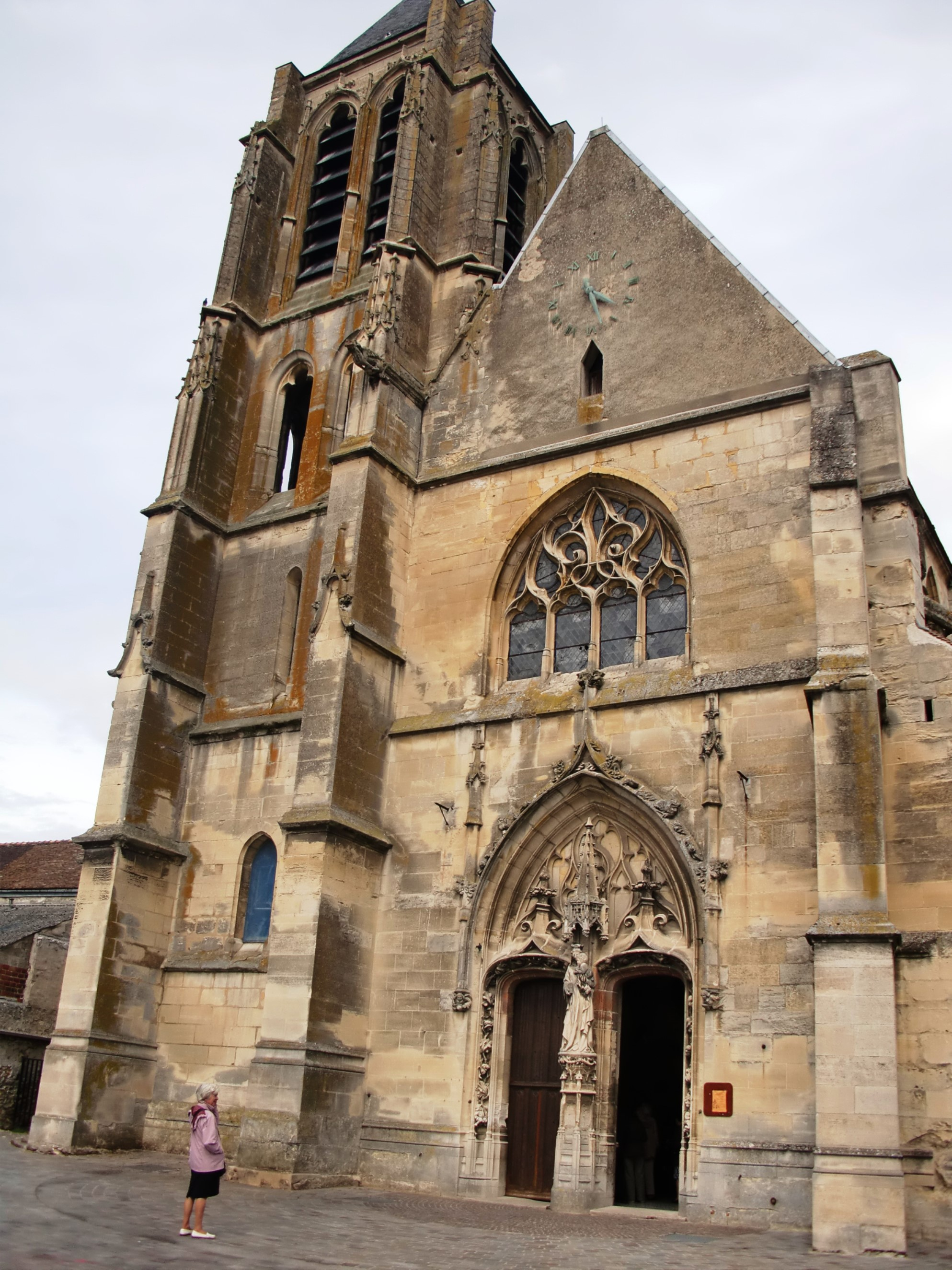 Eglise gothique de Bessancourt