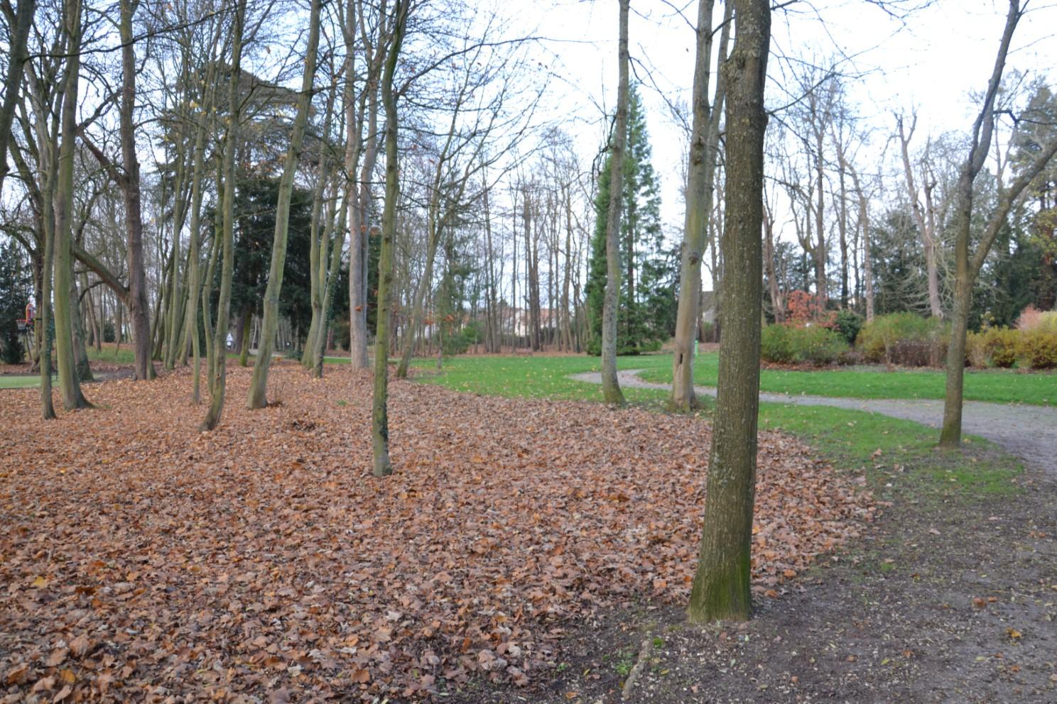 Parc du Château Madame à Bessancourt