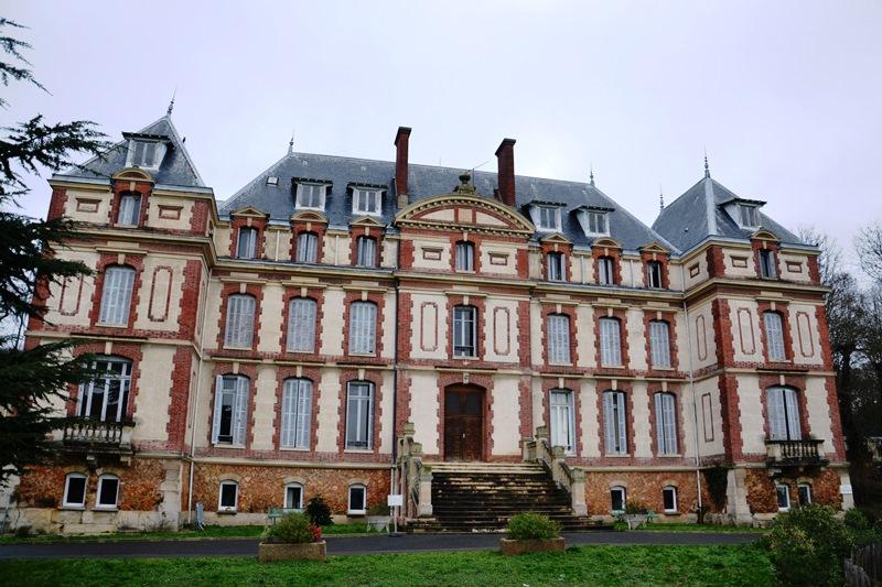 Château de la Croix-Rouge à Margency