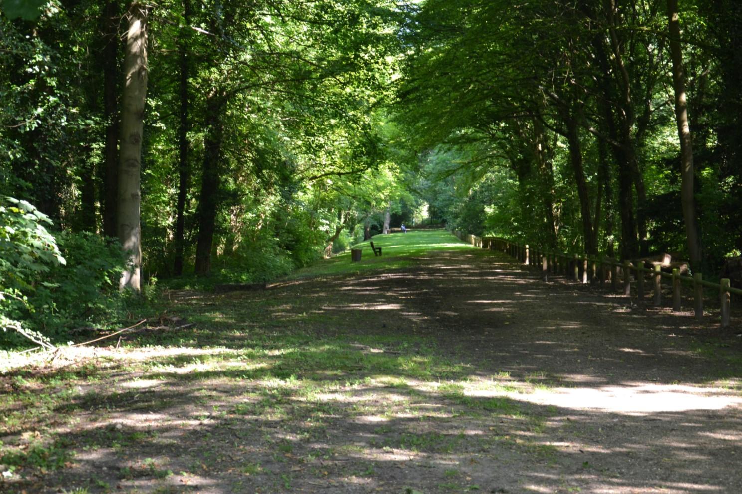 Parc du Château de Méry-sur-Oise