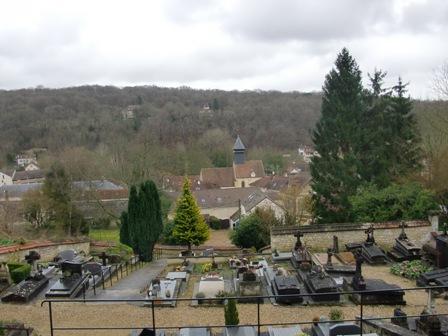 cimetière de Valmondois