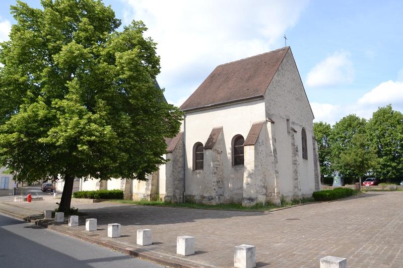 Eglise Saint-Nicolas de Frépillon