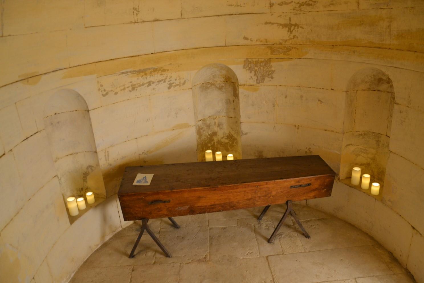 Crypte de la Collégiale Saint-Martin de Montmorency