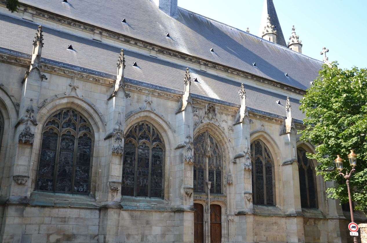 Collégiale de Montmorency