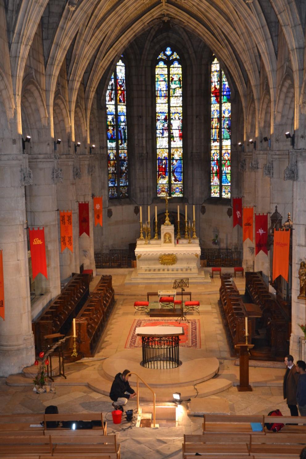 La Collégiale Saint-Martin de Montmorency