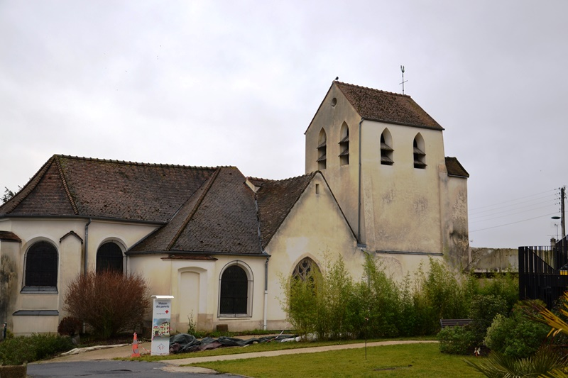 Eglise de la Nativité à Margency