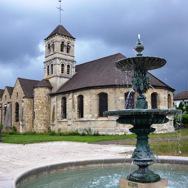 Eglise de Deuil-la-Barre