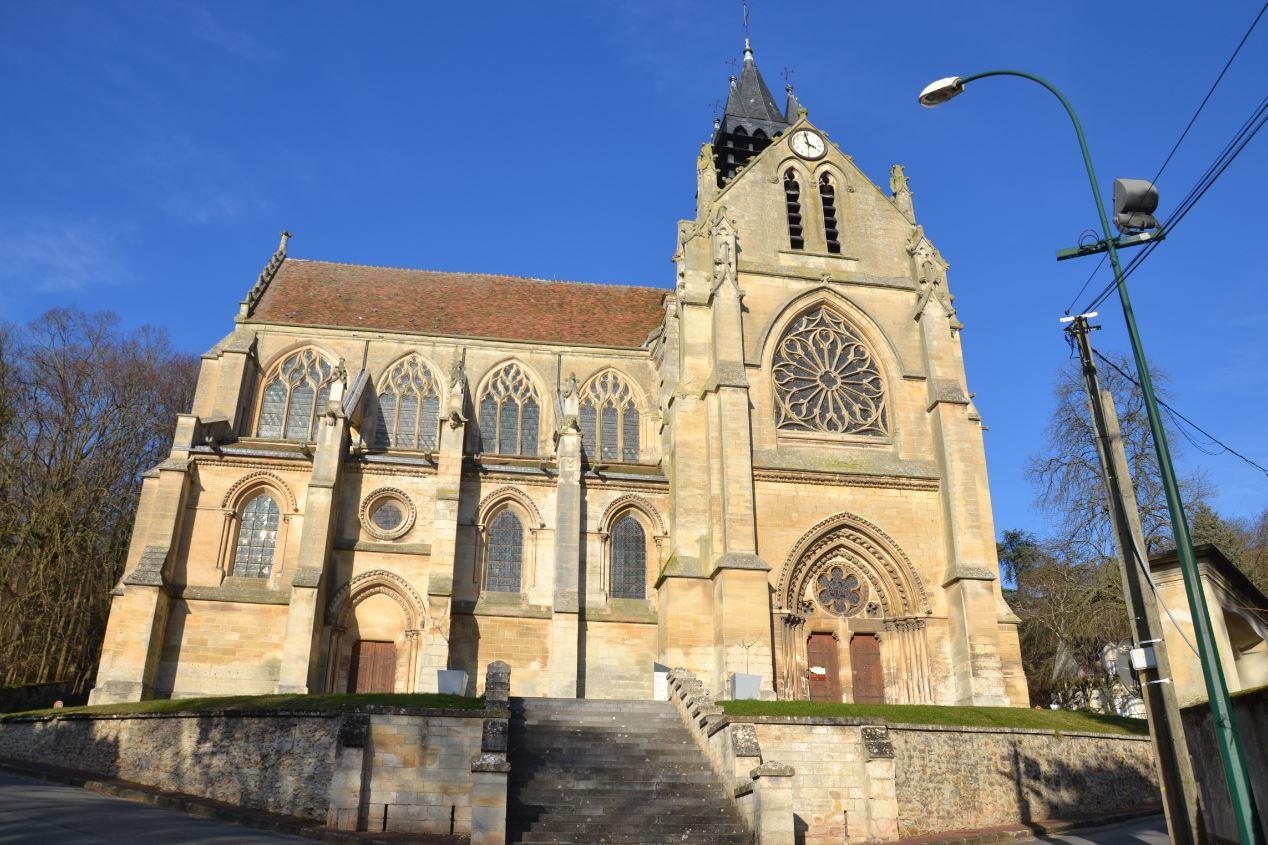 Eglise de Taverny