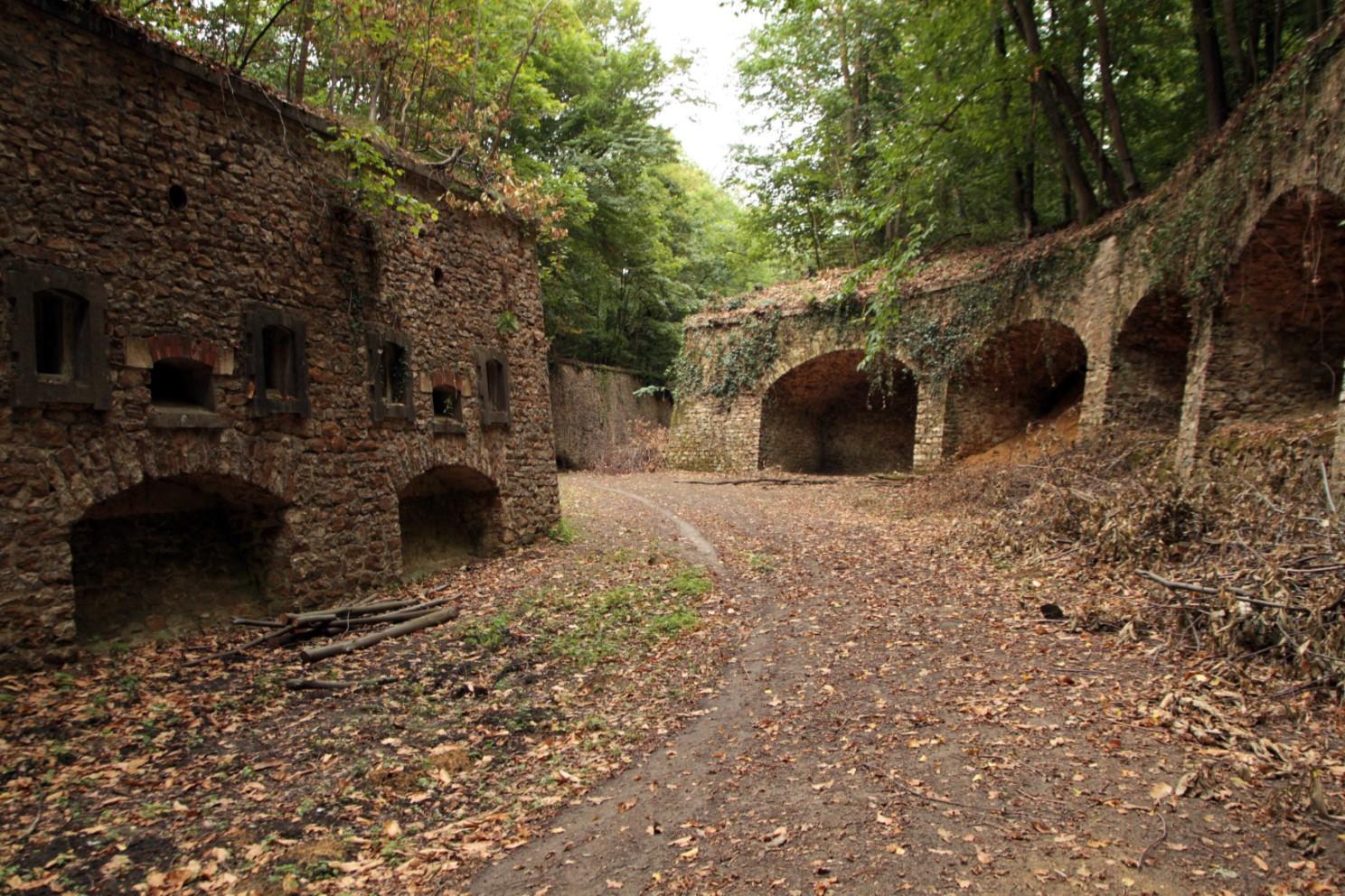 Fort de Cormeilles-en-Parisis (credit photo : Amis du Fort de Cormeilles-en-Parisis)