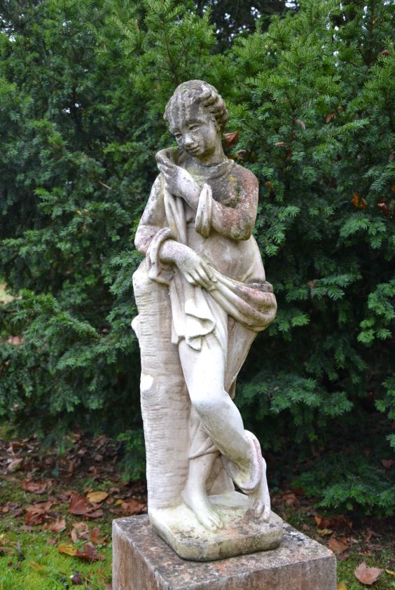Statue du parc René Bailly de Soisy-sous-Montmorency