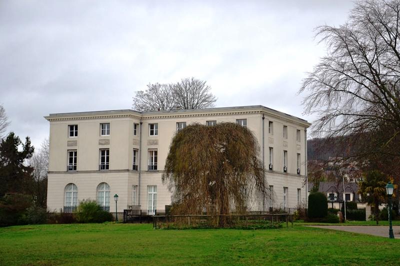 Parc de la mairie de Margency