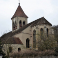 Visite commentée de l'Eglise du Vieux Village de Saint-Prix