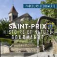 Parcours découverte (avec tablette) du Vieux village de Saint-Prix