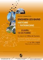 Visite guidée d'Enghien-les-Bains