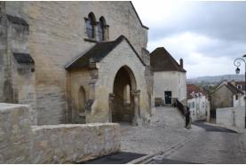 Découvrez l'église de Saint-Prix: visite commentée et gratuite tous les dimanches jusqu'au 1er juillet!