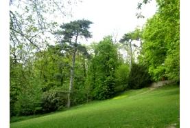 IDEE BALADE: le parc Schlumberger de Cormeilles-en Parisis mérite d'être découvert.