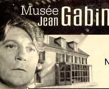 MUSEE JEAN GABIN