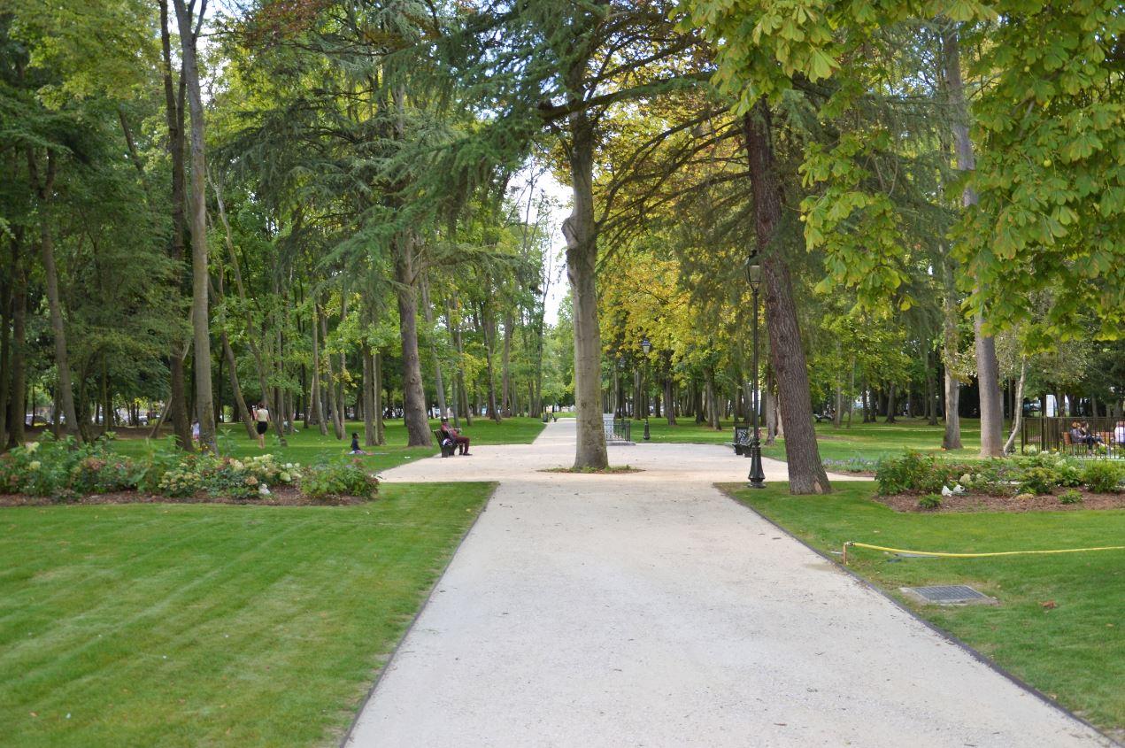 Parc du Val ombreux de Soisy-sous-Montmorency
