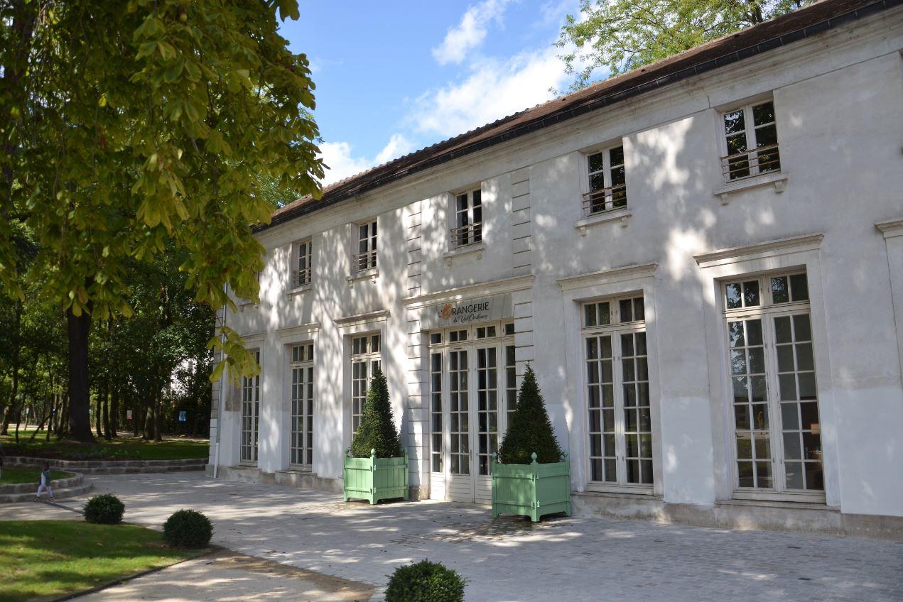 L'orangerie du Parc du Val ombreux de Soisy-sous-Montmorency