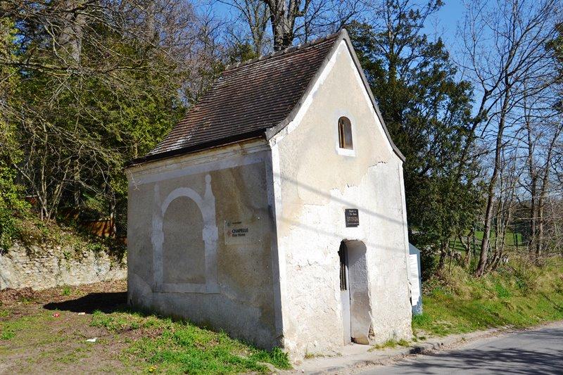 Chapelle Ecce Homo à Taverny