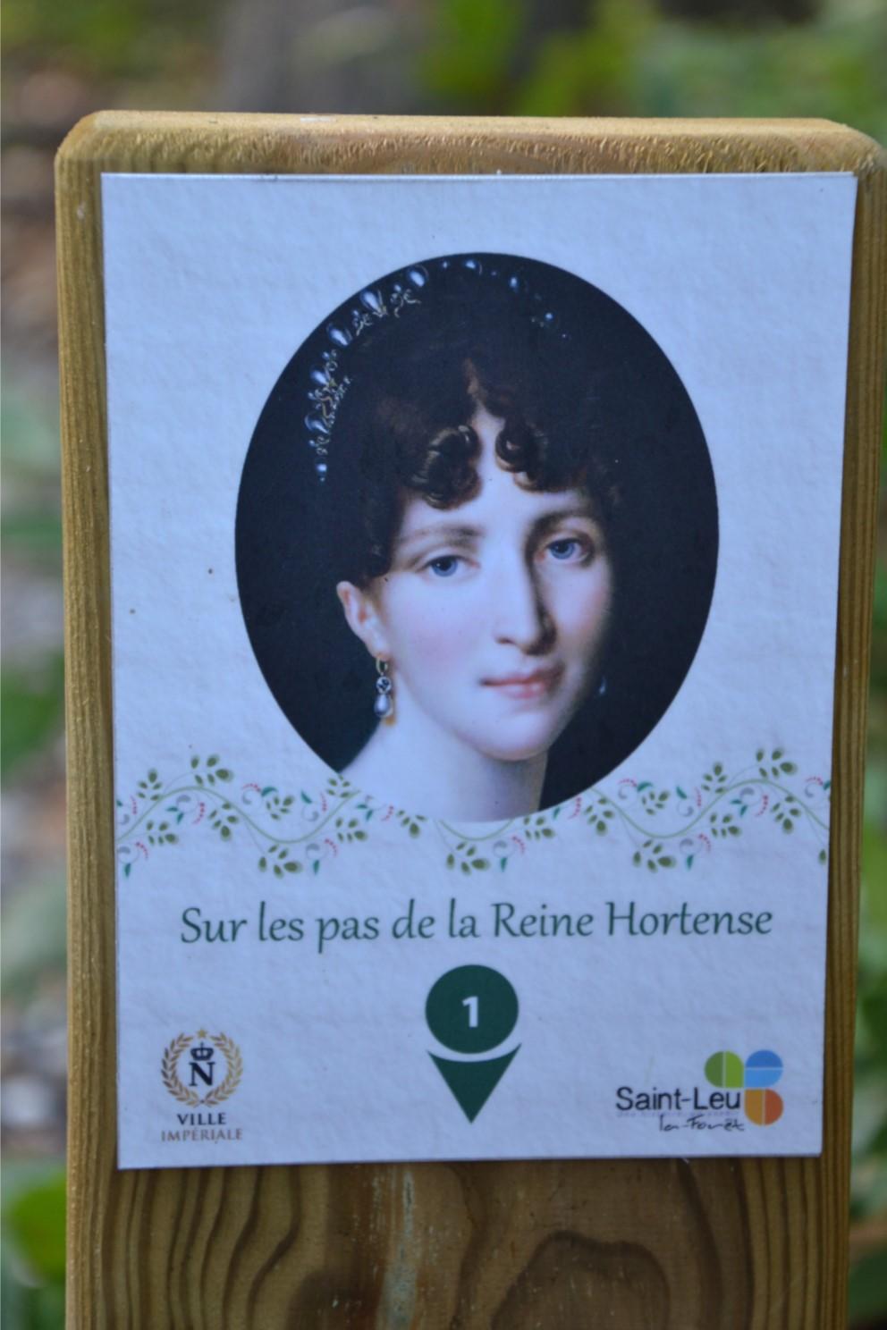 Sur les pas de la Reine Hortense