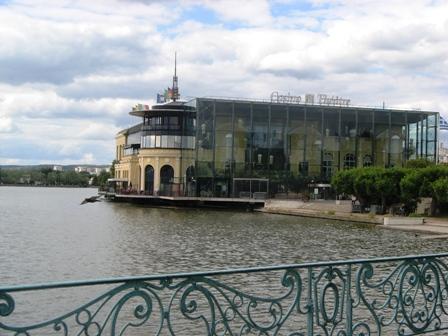 Lac et Casino d'Enghien