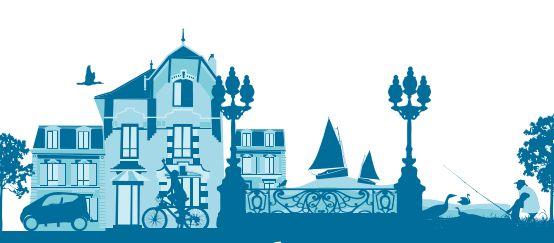 Visites guid es de la ville d 39 enghien par l 39 office de tourisme d 39 enghien charlotte broyard - Maubuisson office de tourisme ...