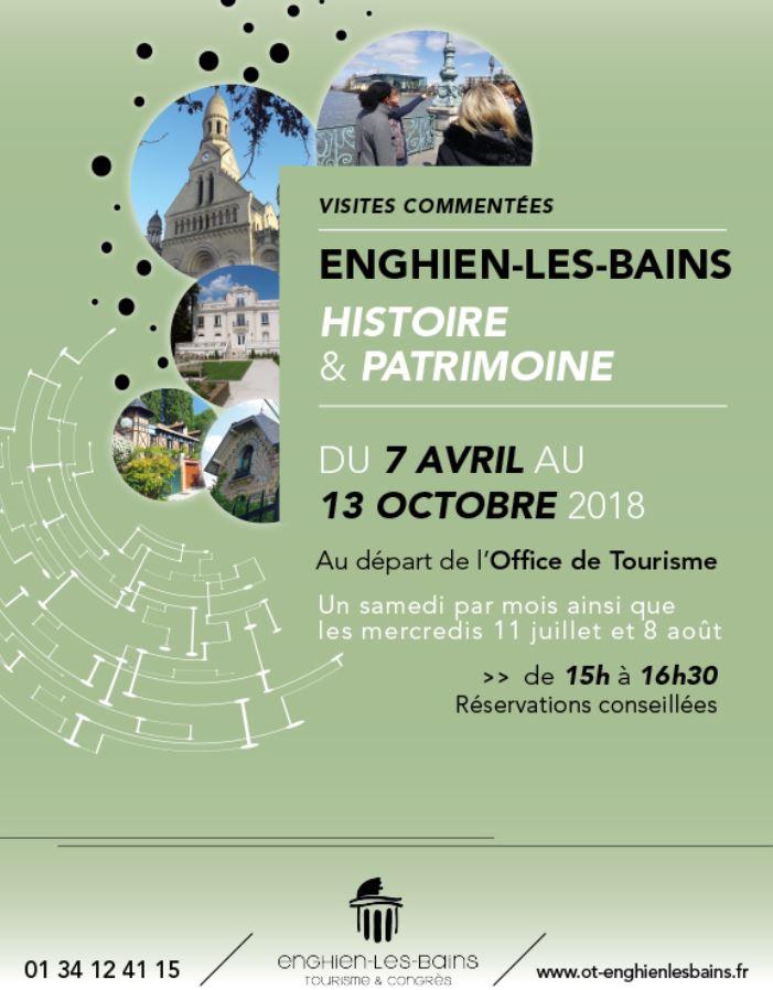 Visites d'Enghien 2018