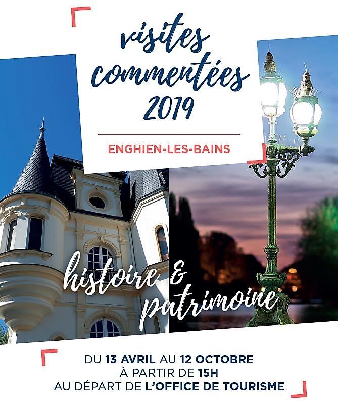 Visites d'Enghien - 2019