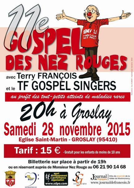 11e gospel des nez rouges