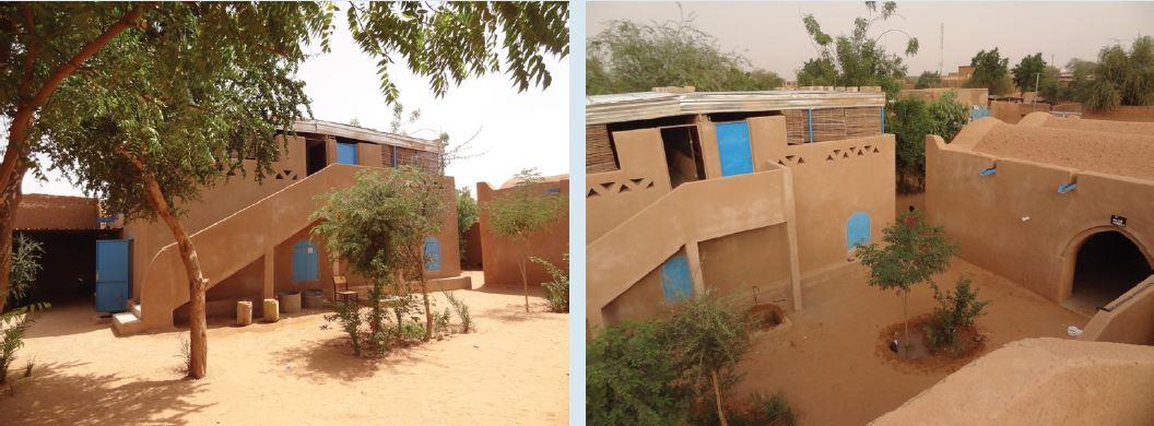 Locaux à Agadez
