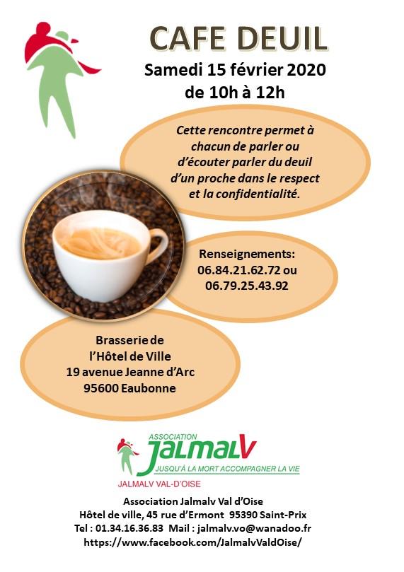 Café Deuil à Eaubonne