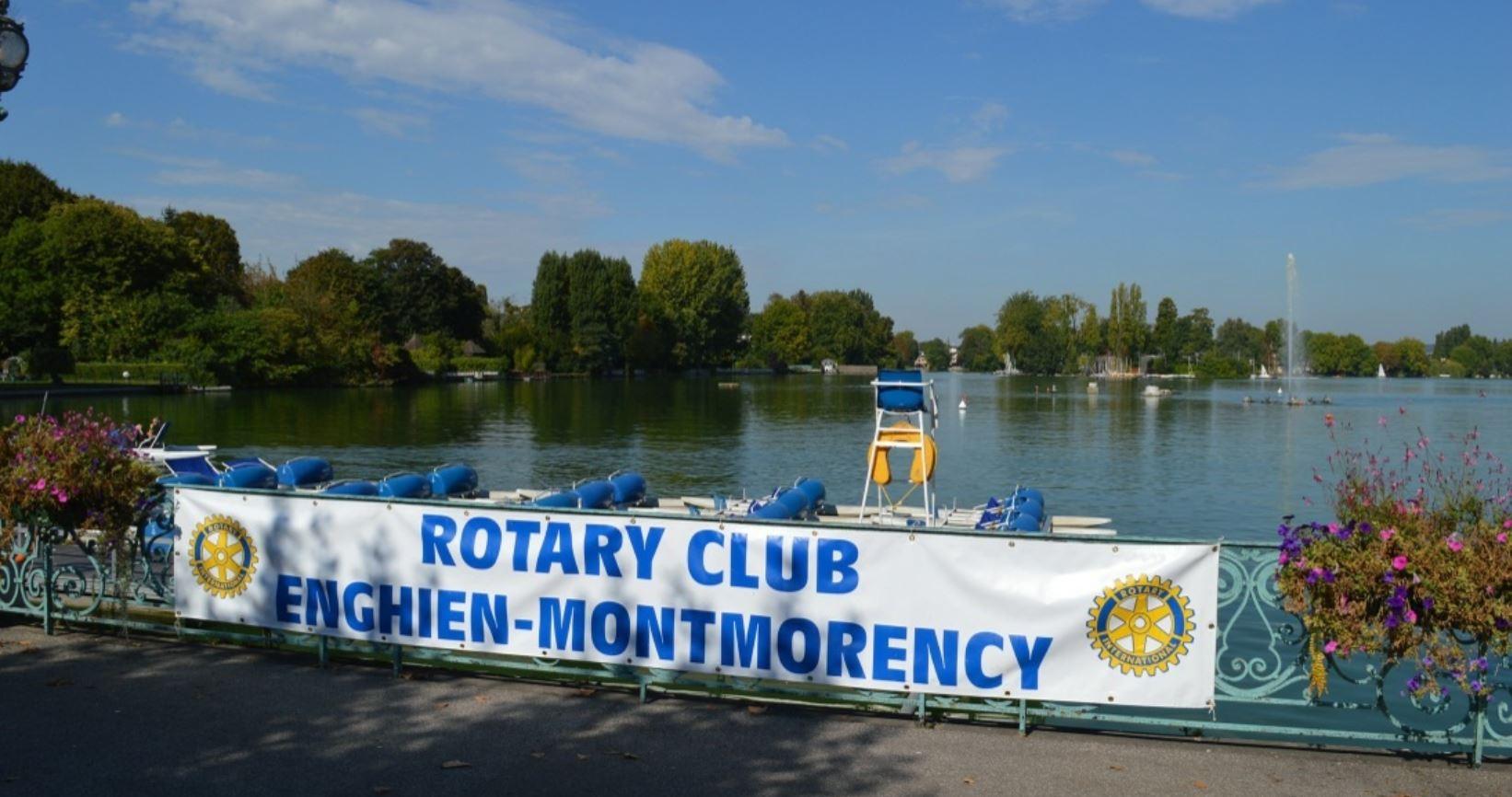 Handivoile - participation du Rotary