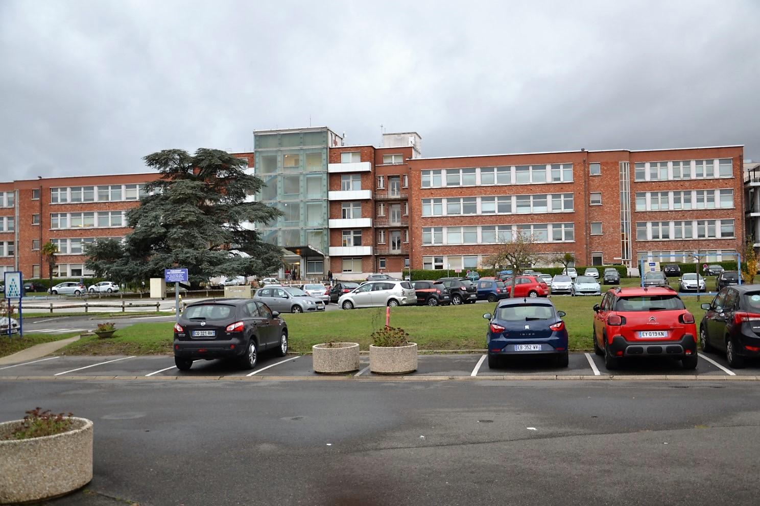 Hôpital d'Eaubonne