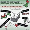 Participons à l'opération Des boîtes de Noël pour les plus démunis!