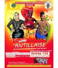 Nouvelle soirée antillaise à Saint-Gratien : chaude ambiance garantie !