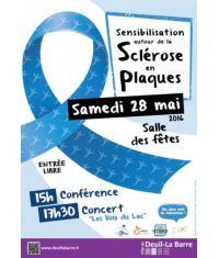 A Deuil-la-Barre, conférence-événement sur la Sclérose en plaques avec trois éminents spécialistes.