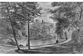 Histoire Forêt Montmorency > Les pépiniéristes de Montlignon ont fourni les 400000 arbres du Bois de Boulogne de Paris! (1ère partie)