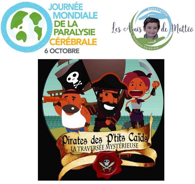 Pirates des P'tits Caïds
