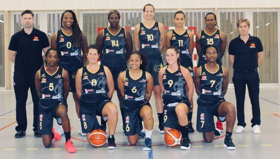 Equipe de l'OSSG - 2020