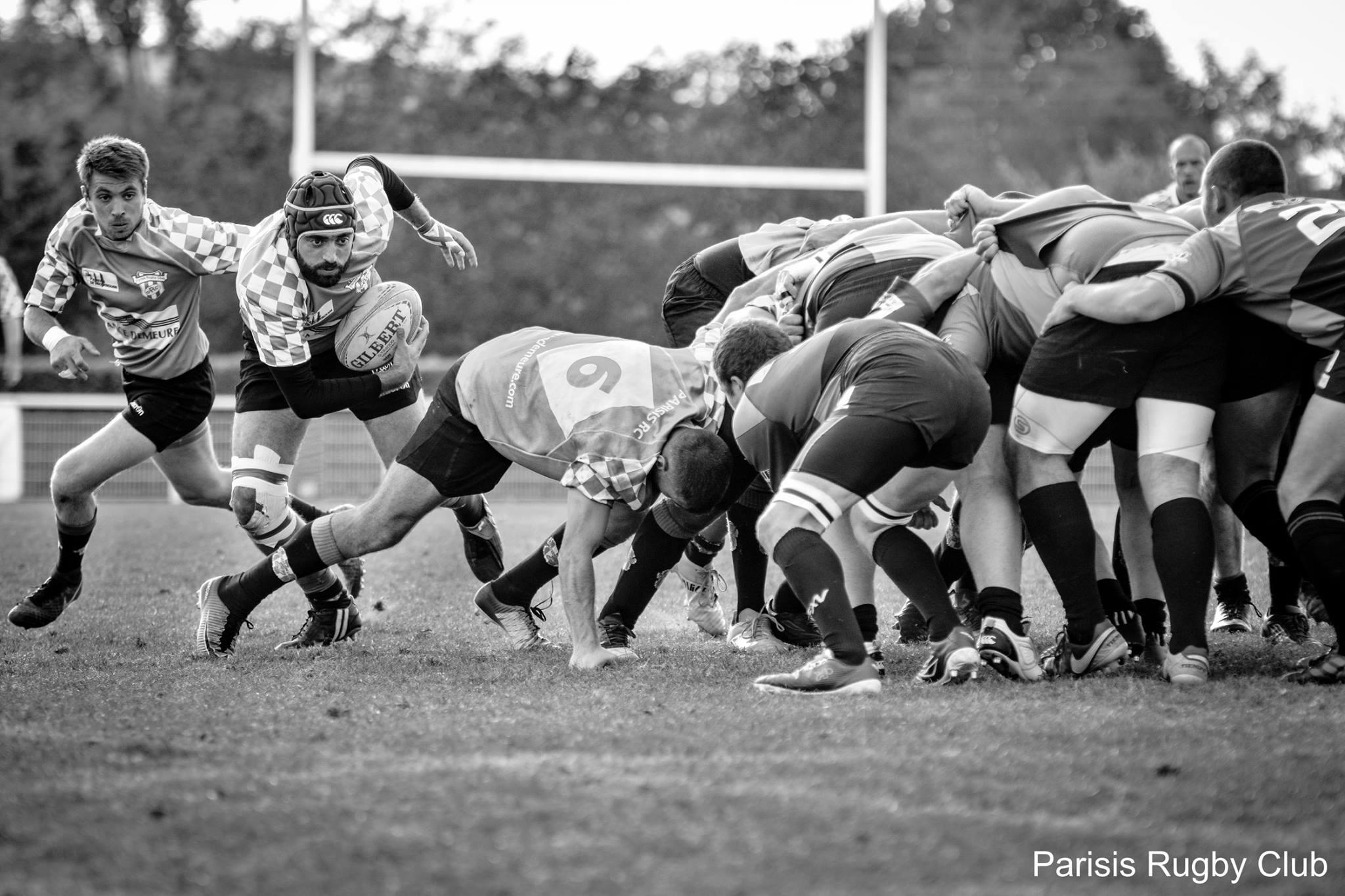 Crédit photo : Parisis Rugby Club